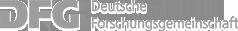 Logo Deutsche Forschungsgemeinschaft